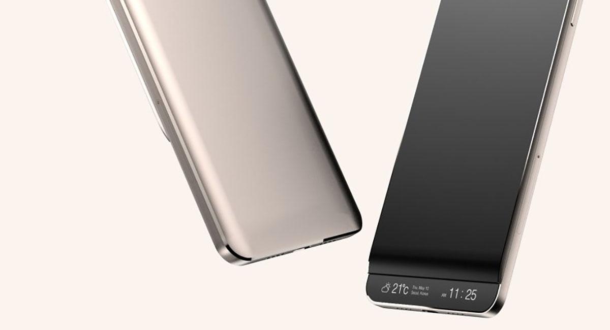 уникальный смартфон от LG