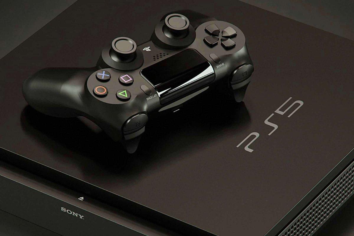 Игровая консоль от Sony