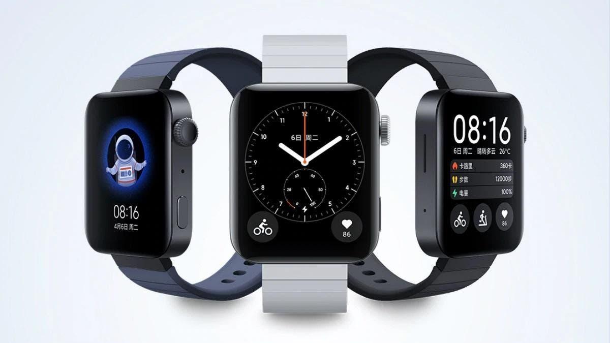 Внешний вид Redmi Watch