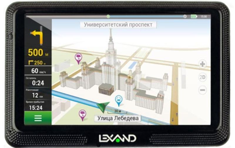 LEXAND CD5 HD