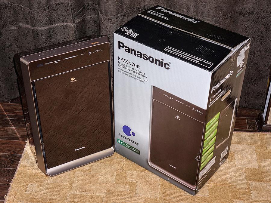 Panasonic F-VXK70R-T