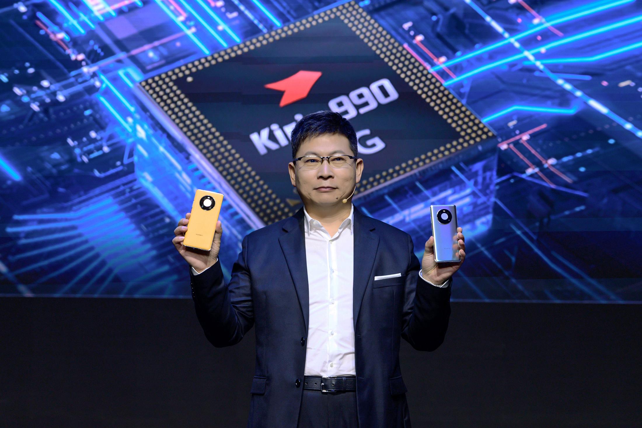Презентация Huawei Mate 40 Pro