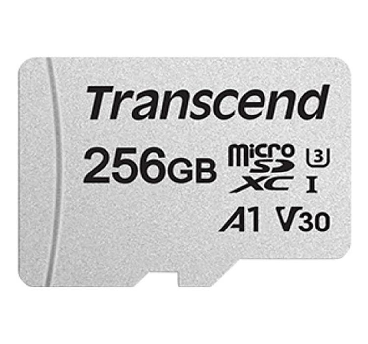 Transcend microSDXC 300S Class 10 UHS-I U3 A1 V30