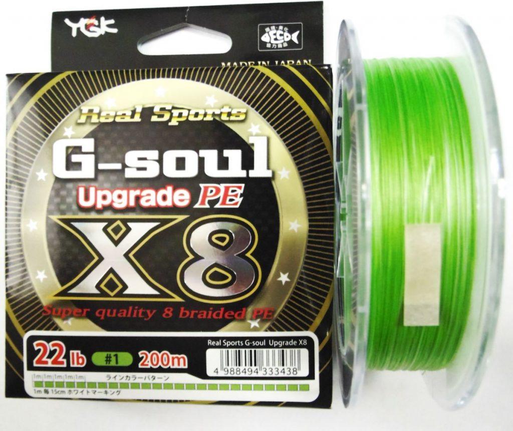 YGK G-SOUL X8