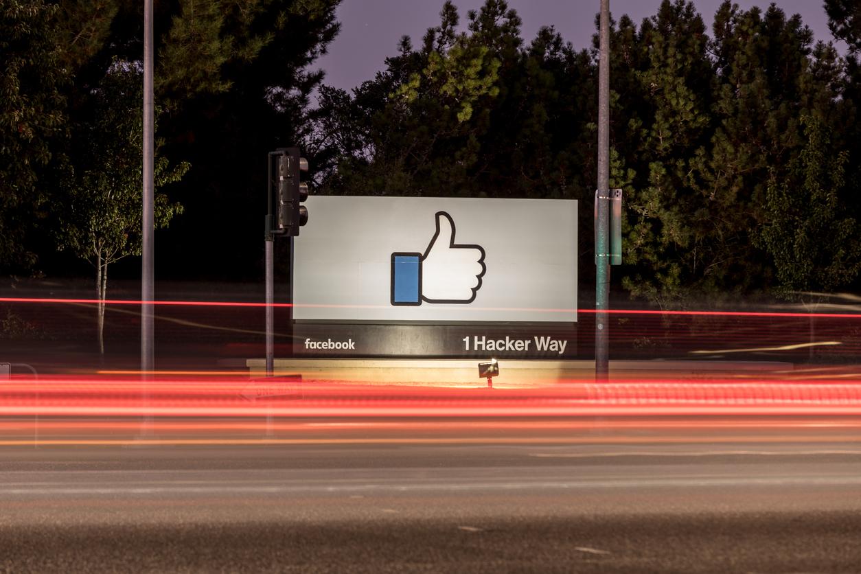 Facebook лайк