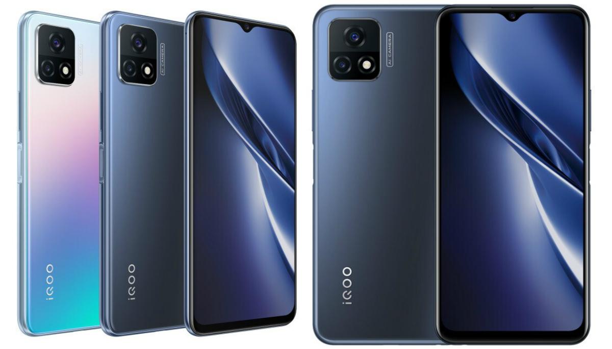 Новый iQOO U3 с 5G