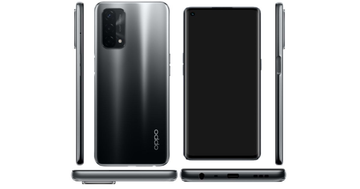 Как выглядит OPPO A93 5G