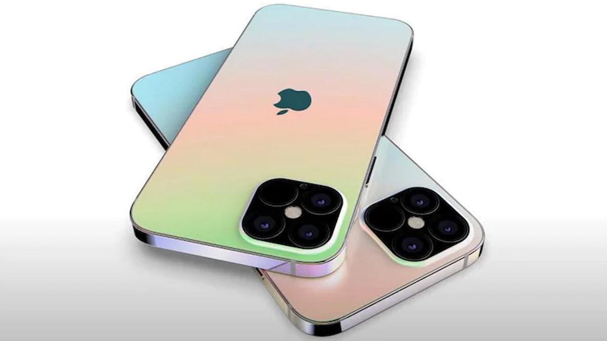 Как будет выглядеть iPhone 13 (12s)