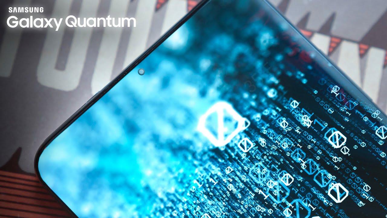 Смартфон Samsung Galaxy A Quantum